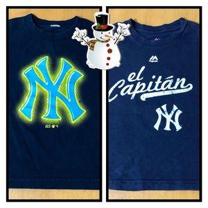 Other - Boys Yankee Tee Shirts
